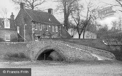 Ceres, The Bishop's Bridge c.1939