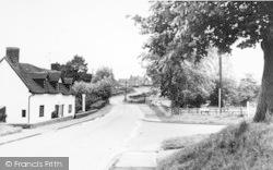 Chaddesley Corbett, Drayton Road c.1965