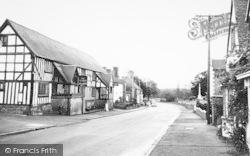 Chaddesley Corbett, High Street c.1965