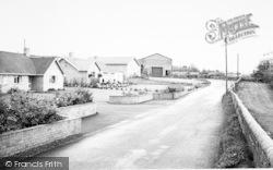 Chaddesley Corbett, Housing Estate c.1965