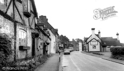 Chaddesley Corbett, Lower Village  c.1965