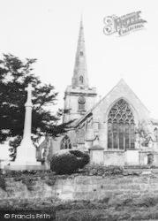 Chaddesley Corbett, St Cassian's Church c.1965