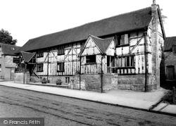 Chaddesley Corbett, Talbot Inn  Ad 1501 c.1957