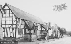 Chaddesley Corbett, The Talbot, High Street c.1965