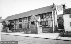 Chaddesley Corbett, The Talbot Inn c.1960