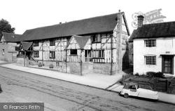 Chaddesley Corbett, The Talbot Inn c.1965