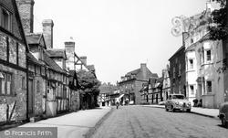 Chaddesley Corbett, The Village c.1960