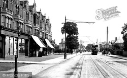 Chadwell Heath, Blythswood Parade 1908
