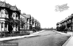 Chadwell Heath, Clarissa Road 1908