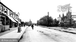 Chadwell Heath, High Road 1908