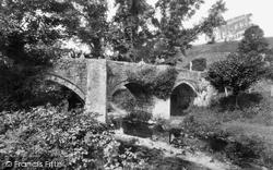Chagford, Bridge 1907