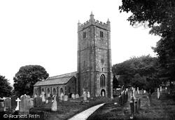 Chagford, Church Of St Michael The Archangel 1906