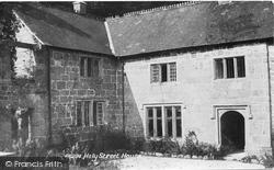 Holy Street House 1913, Chagford