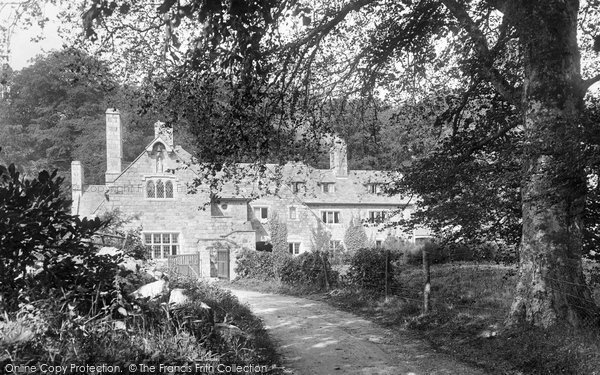 Photo of Chagford, Holy Street Manor 1922