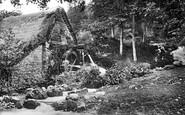 Chagford, Holy Street Mill c1871