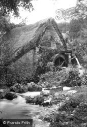 Chagford, Holy Street Mill c.1871