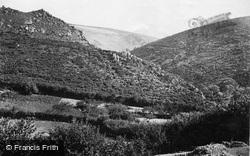 Chagford, Hunt's Tor c.1870