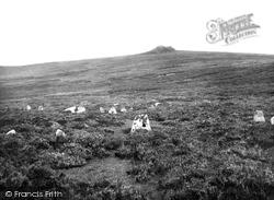 Kestor Rocks 1924, Chagford