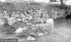Chagford, Mary (Kitty) Jay's Grave 1951