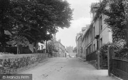 Chagford, Mill Street 1907