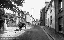 Mill Street 1922, Chagford