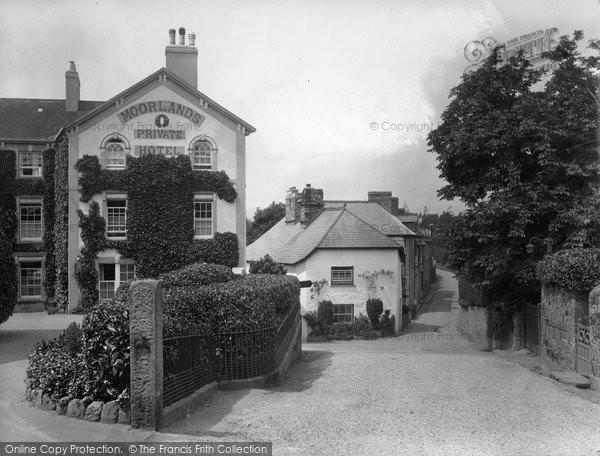 Haytor Vale, Moorlands Hotel 1931