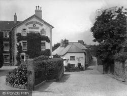 Moorlands Hotel 1931, Chagford