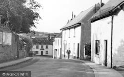 Chagford, Southcombe Street 1951