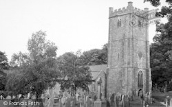 Chagford, St Michael's Church 1951