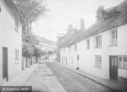 Chagford, The Street 1922