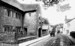 The Three Crowns 1922, Chagford