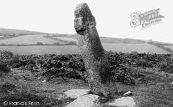 The Week Down Cross 1907, Chagford