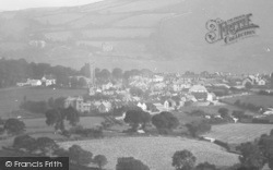 Chagford, Town 1907