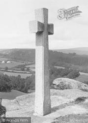 Chagford, War Memorial 1922