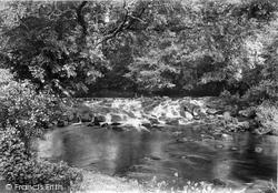 Chagford, Weir 1907