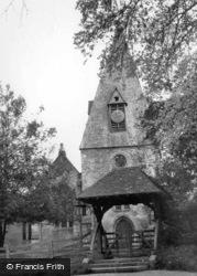 Parish Church Of St Peter c.1965, Chailey