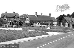 Village Green c.1950, Chailey