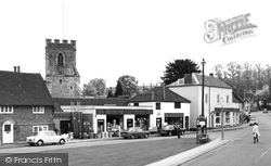 Chalfont St Giles, High Street c.1970