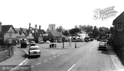 Chalfont St Giles, The Green c.1965