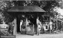 Chalfont St Giles, The Lychgate c.1960