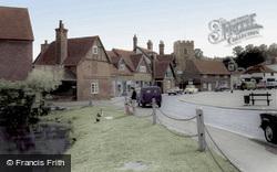 Chalfont St Giles, The Village c.1965