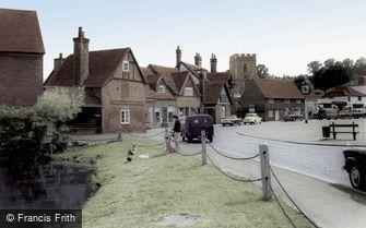 Chalfont St Giles, the Village c1965
