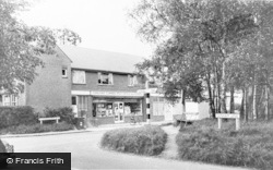 Chalfont St Peter, Chalfont Common Post Office c.1960
