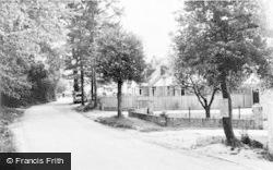 Chalfont St Peter, Chesham Lane c.1960