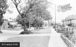 Chalfont St Peter, Denham Lane c.1960