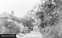 Chalfont St Peter, Finch Lane c.1955