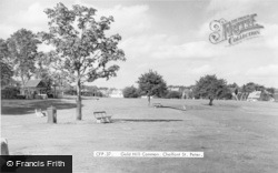 Chalfont St Peter, Gold Hill Common c.1960