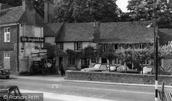 Chalfont St Peter, Greyhound Inn c.1960