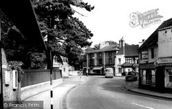 Chalfont St Peter, High Street c.1960