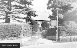 Chalfont St Peter, Horn Hill Church Of St Paul c.1960